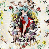Jean Paul Gaultier Recreation Multi-coloured Wallpaper