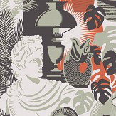 Mini Moderns Art Room British Lichen Wallpaper - Product code: AZDPT032BL