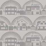Mini Moderns Metroland Stone Wallpaper - Product code: AZDPT035ST