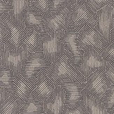 Romo Nika Charcoal Wallpaper