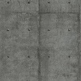 Wemyss Metal Plate Pewter Wallpaper - Product code: 01-Pewter