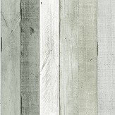 Wemyss Wooden Panel Silver Wallpaper - Product code: 18-Silver