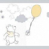 Galerie Winnie the Pooh Border Grey - Product code: WP3521-3