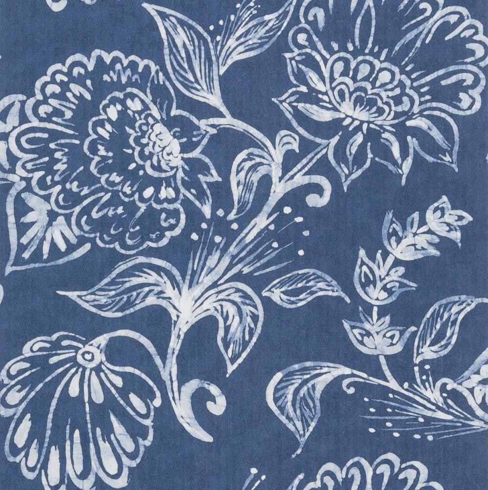 William Yeoward Philippine Indigo Wallpaper - Product code: PWY9001/01