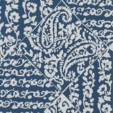 William Yeoward Felixton Denim Wallpaper