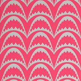 Barneby Gates Arcade Raspberry Wallpaper - Product code: BG1700201