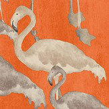 A Shade Wilder Flamingo Beach Calypso Wallpaper