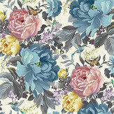 A Shade Wilder Dianthus Forget me not Wallpaper