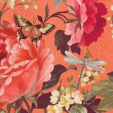 A Shade Wilder Dianthus Tiger Lily Wallpaper