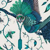 Clarke & Clarke Audubon Jungle Wallpaper
