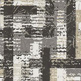 Eijffinger Blocks Black Wallpaper - Product code: 376011
