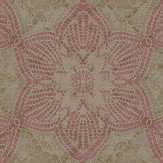 Eijffinger Mosaic Star Pink Wallpaper - Product code: 376054