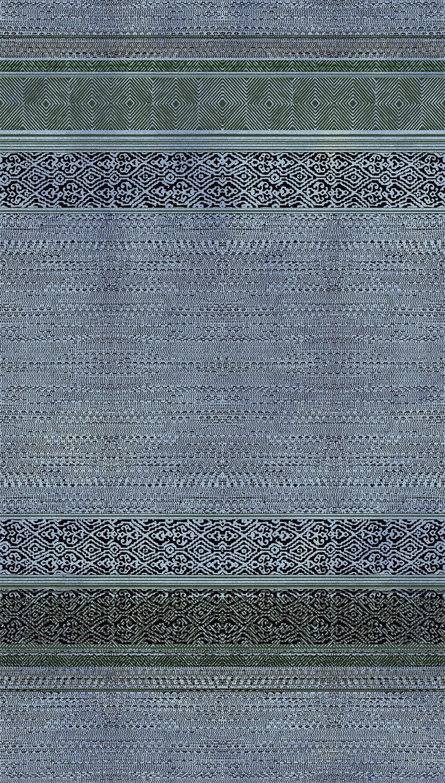 Eijffinger Tapestry Indigo Mural - Product code: 376092