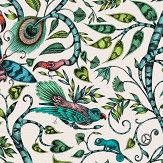 Clarke & Clarke Rousseau Jungle Wallpaper - Product code: W0104/03