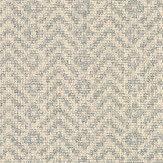 Colefax and Fowler Ormond Aqua Wallpaper
