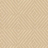 Colefax and Fowler Carine Straw Wallpaper