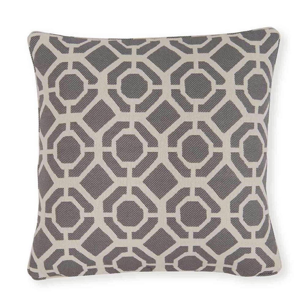 Studio G Castello Cushion Charcoal - Product code: M2103/01