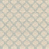 Colefax and Fowler Esther Old Blue Wallpaper
