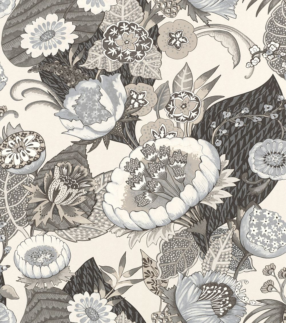 Albany Bohemian Flower Neutral Wallpaper - Product code: 803617