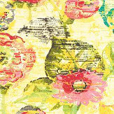 Albany Floral Dream Bright Multi Wallpaper
