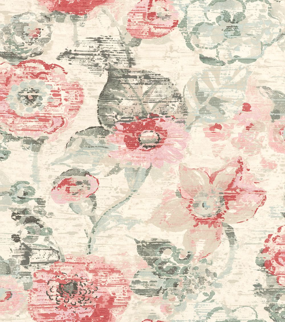 Albany Floral Dream Green / Pink Wallpaper - Product code: 803723