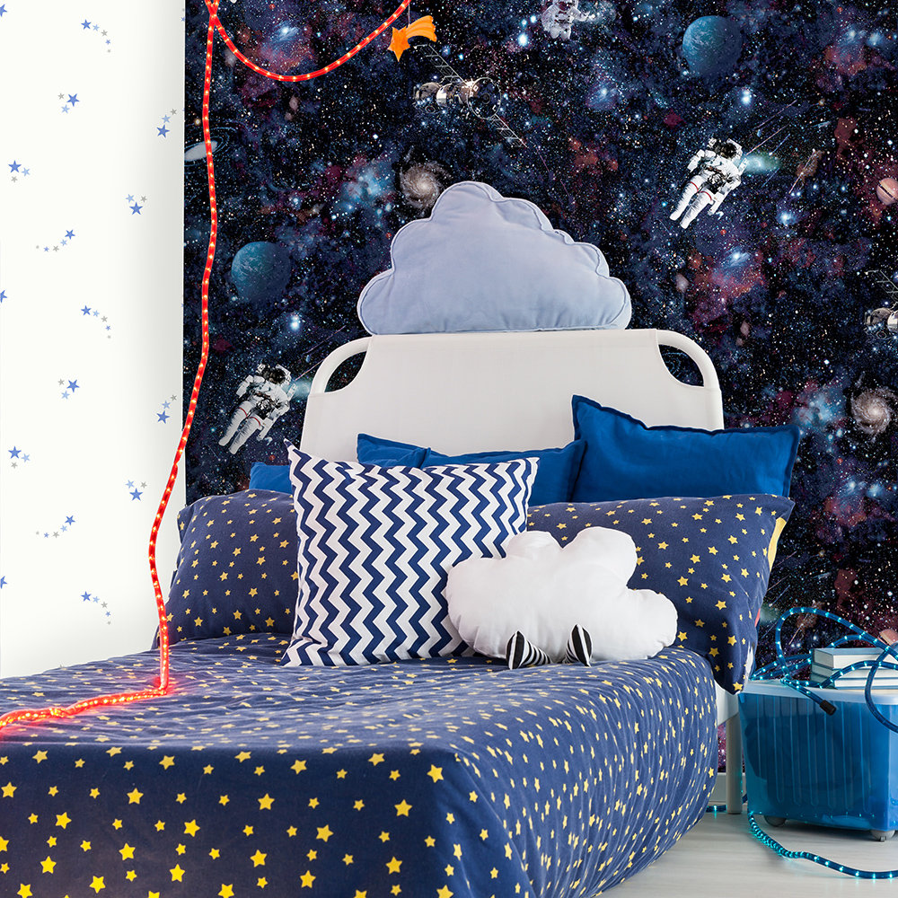 Albany Intergalactic Multi Wallpaper - Product code: 12500