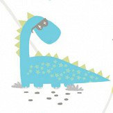 Albany Dino Town Multi Wallpaper - Product code: 12531