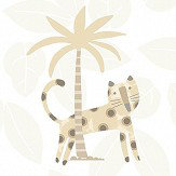 Albany Jungle Friends Neutral Wallpaper - Product code: 12540