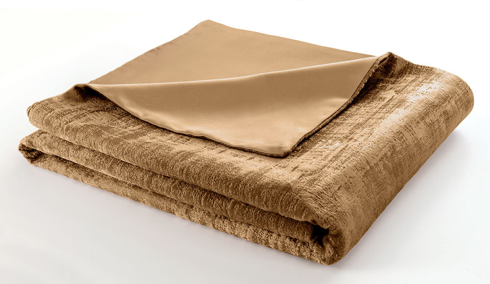 Naples Throw - Gold - by Studio G