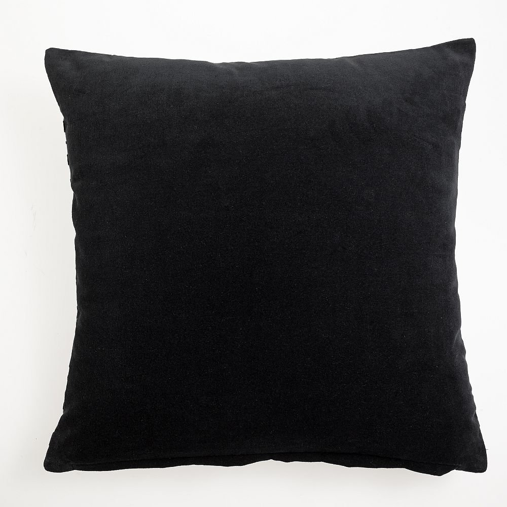 A Shade Wilder Tailfeather Bowler Black Cushion extra image