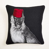 A Shade Wilder Monkey Madness Jungle Night Cushion