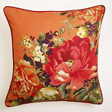 A Shade Wilder Dianthus Tiger Lily Cushion