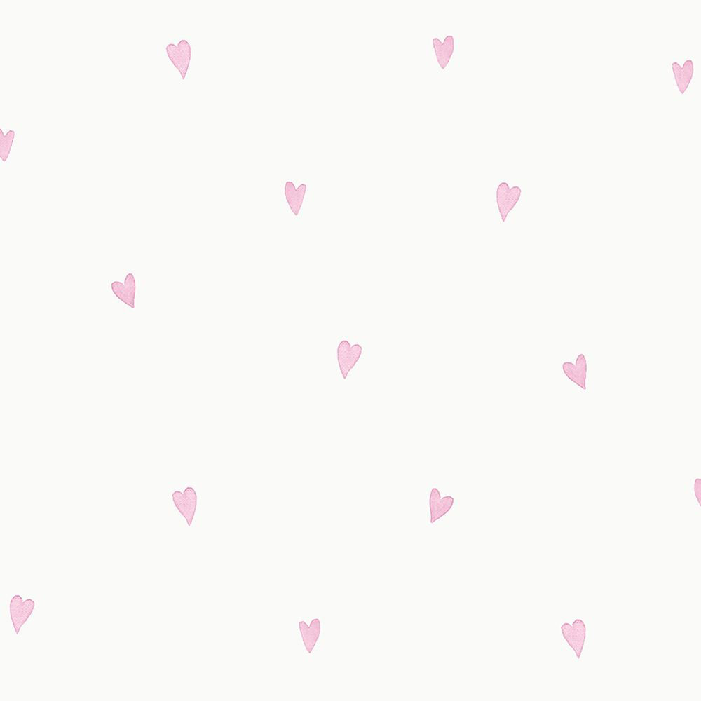 Albany Love Hearts Pink Wallpaper - Product code: 12581
