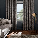 Studio G Naples Eyelet Curtains Taupe Ready Made Curtains