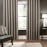 Studio G Verona Eyelet Curtains Putty Ready Made Curtains - Product code: M1102/02/46X5