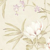 Albany Fiore Oriental Cream Wallpaper