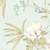 Albany Fiore Oriental Eau De Nil Wallpaper - Product code: FO3203