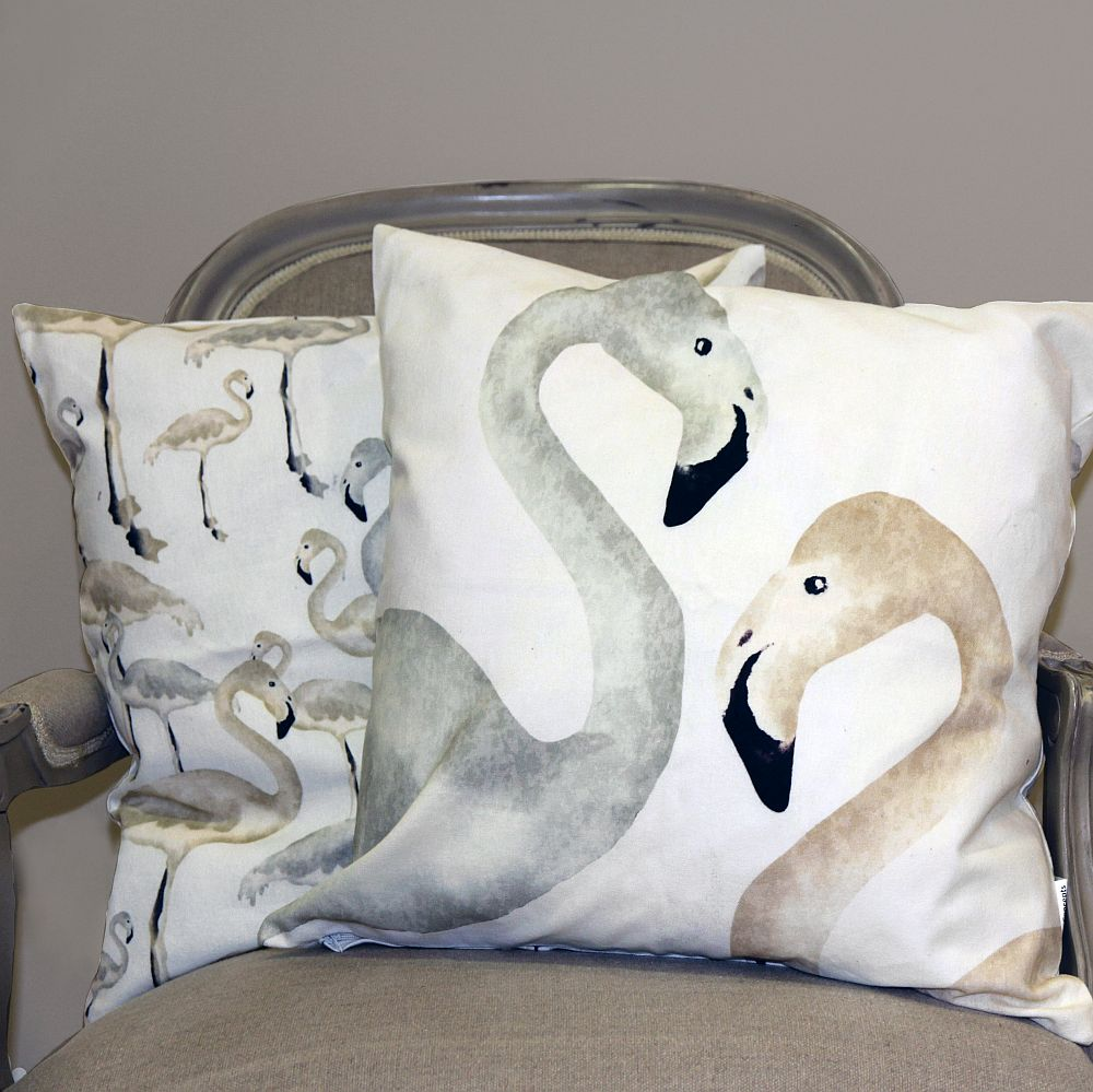 A Shade Wilder Flamingo Beach Daybreak Cushion extra image