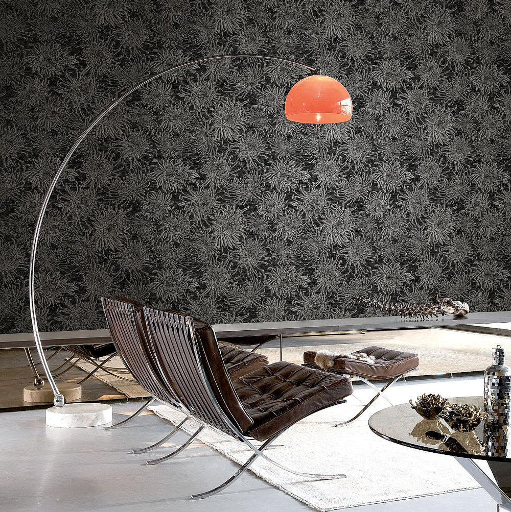 Fardis Laguna Black Wallpaper - Product code: 10897