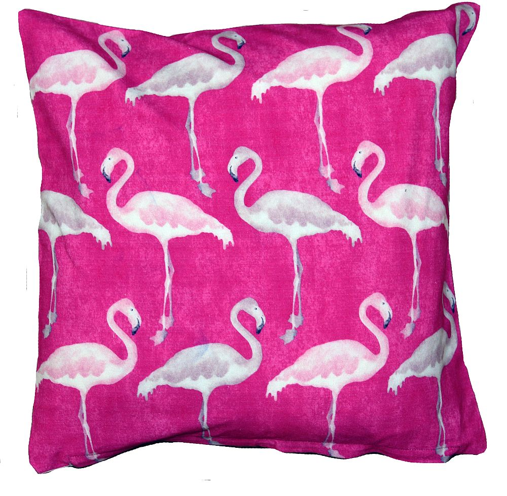 A Shade Wilder Flamingo Beach Orchid Cushion extra image