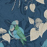Fardis Lucia Blue Wallpaper - Product code: 10905