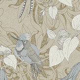 Fardis Lucia Gold Wallpaper - Product code: 10907