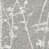 Albany Ravello Tree Silver Wallpaper