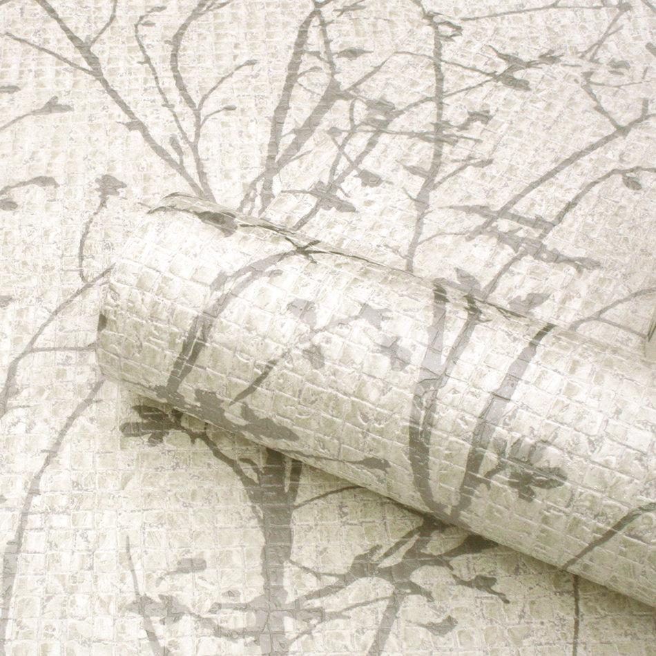 Albany Ravello Tree Opal Wallpaper - Product code: 1703
