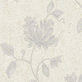 Albany Turin Honeysuckle Silver Wallpaper - Product code: 5410