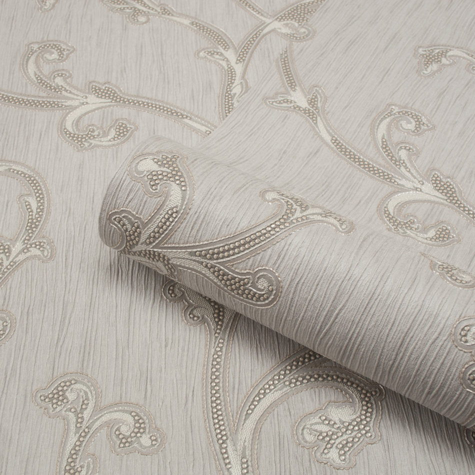 Albany Perlina Trail Silver Wallpaper - Product code: 5972