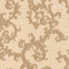 Baroque & Roll by Versace - Beige : Wallpaper Direct
