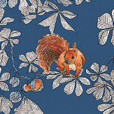 Petronella Hall Conker Midnight Wallpaper
