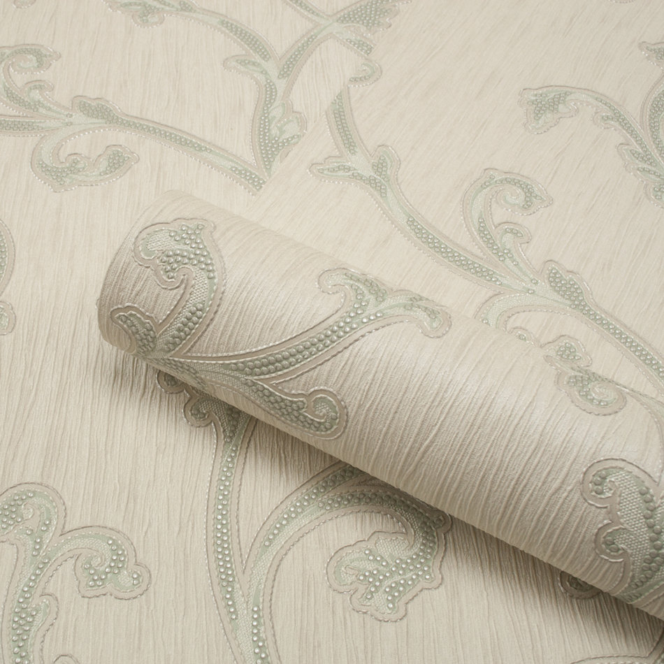 Albany Perlina Trail Sage Wallpaper - Product code: 5973