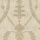 Albany Tiffany Lustre Monika Gold Wallpaper - Product code: 9361